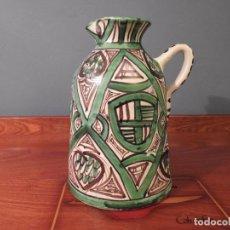 Antigüedades: JARRA AÑOS 50 DOMINGO PUNTER 10. Lote 187467870