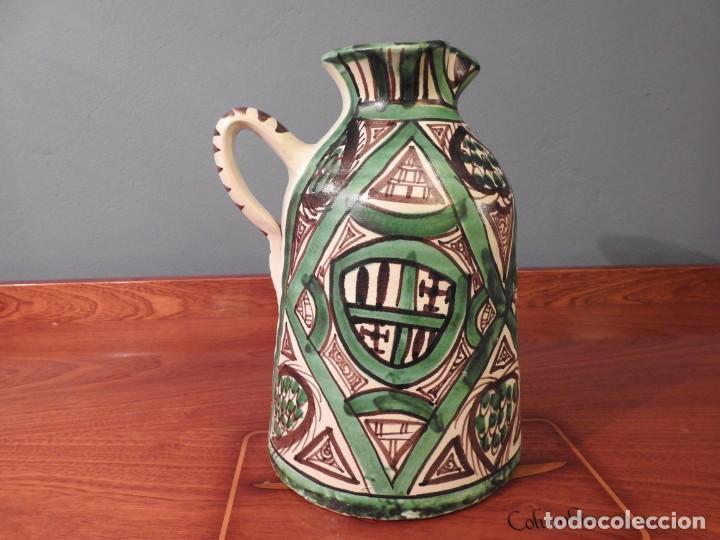 Antigüedades: JARRA AÑOS 50 DOMINGO PUNTER 10 - Foto 3 - 187467870
