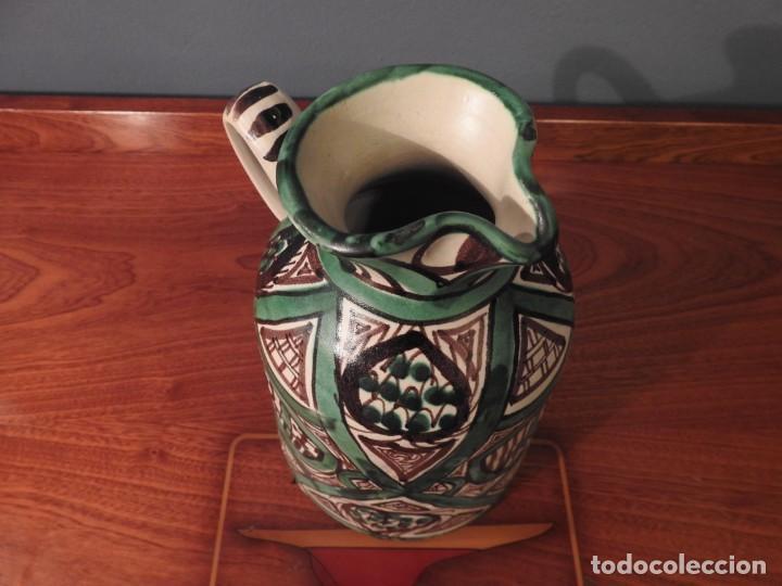 Antigüedades: JARRA AÑOS 50 DOMINGO PUNTER 10 - Foto 5 - 187467870
