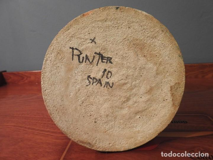 Antigüedades: JARRA AÑOS 50 DOMINGO PUNTER 10 - Foto 9 - 187467870