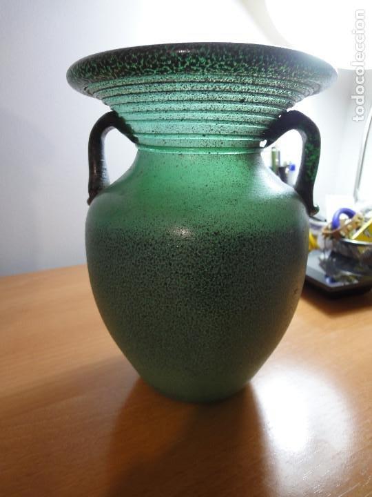 Antigüedades: Conjunto de Jarrones Lafiore. Reproduccion anforas romanas (1994) - Foto 8 - 187517502