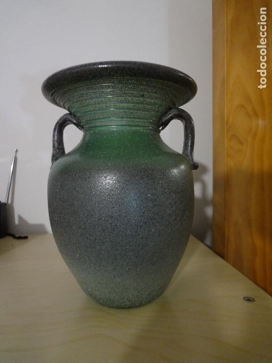 Antigüedades: Conjunto de Jarrones Lafiore. Reproduccion anforas romanas (1994) - Foto 10 - 187517502