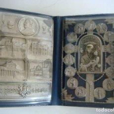 Antigüedades: RELICARIO CITTA DEL VATICANO CON LA IMAGEN DEL PAPA DE JUAN XXIII. Lote 187532336