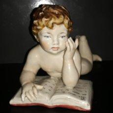 Antigüedades: FIGURA SALVADOR MALLOL. Lote 187545640