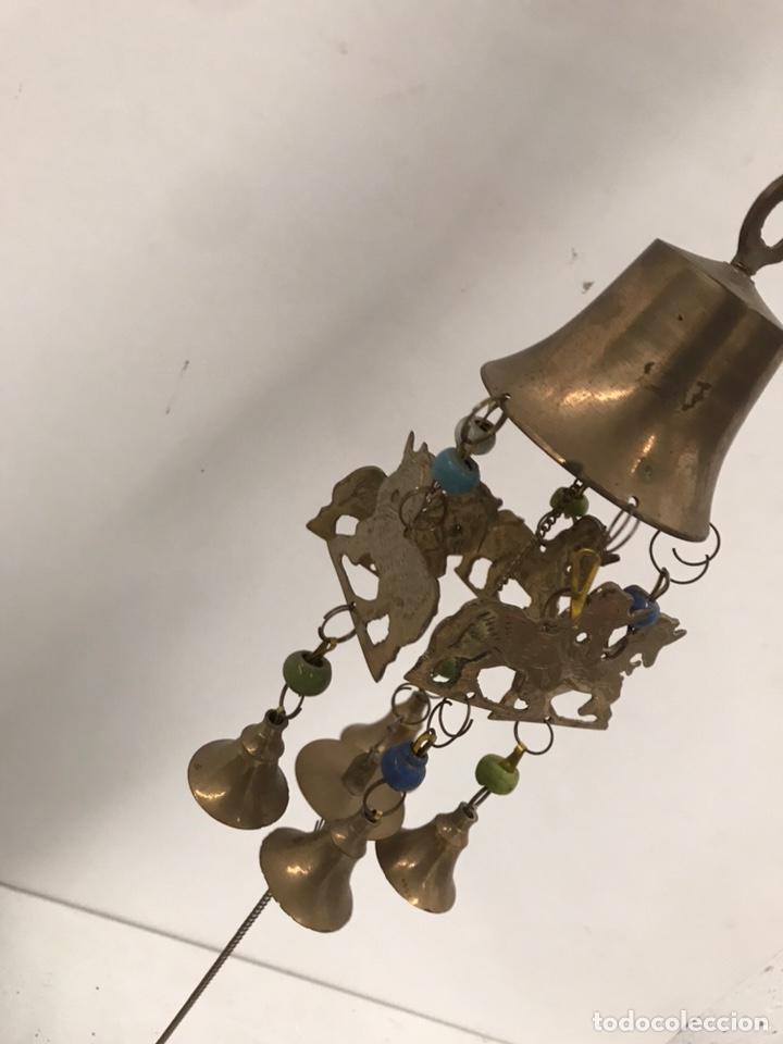 Antigüedades: ANTIGUA CAMPANA EXTERIOR - Foto 3 - 187547420