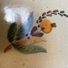 Antigüedades: ANTIGUO AZULEJO DE TRIANA. Lote 187488257
