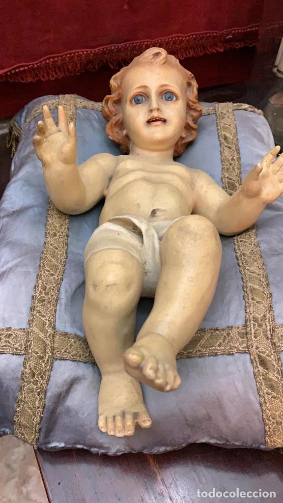 NIÑO JESÚS OLOT (Antigüedades - Religiosas - Varios)