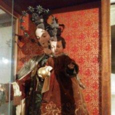 Antigüedades: CAPILLA VIRGEN - RIBES DE FRESER .. Lote 187837030