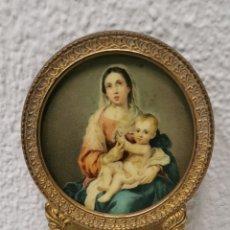 Antigüedades: BENDITERA SIGLO XIX. Lote 188146856