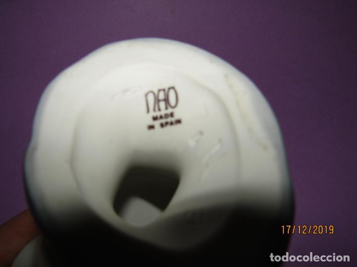 Antigüedades: Antiguo CISNE u OCA en Porcelana de NAO by LLADRÓ - Foto 3 - 188460135