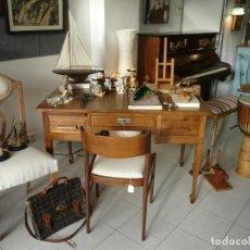 Antigüedades: MESA DE DESPACHO. Lote 188485817