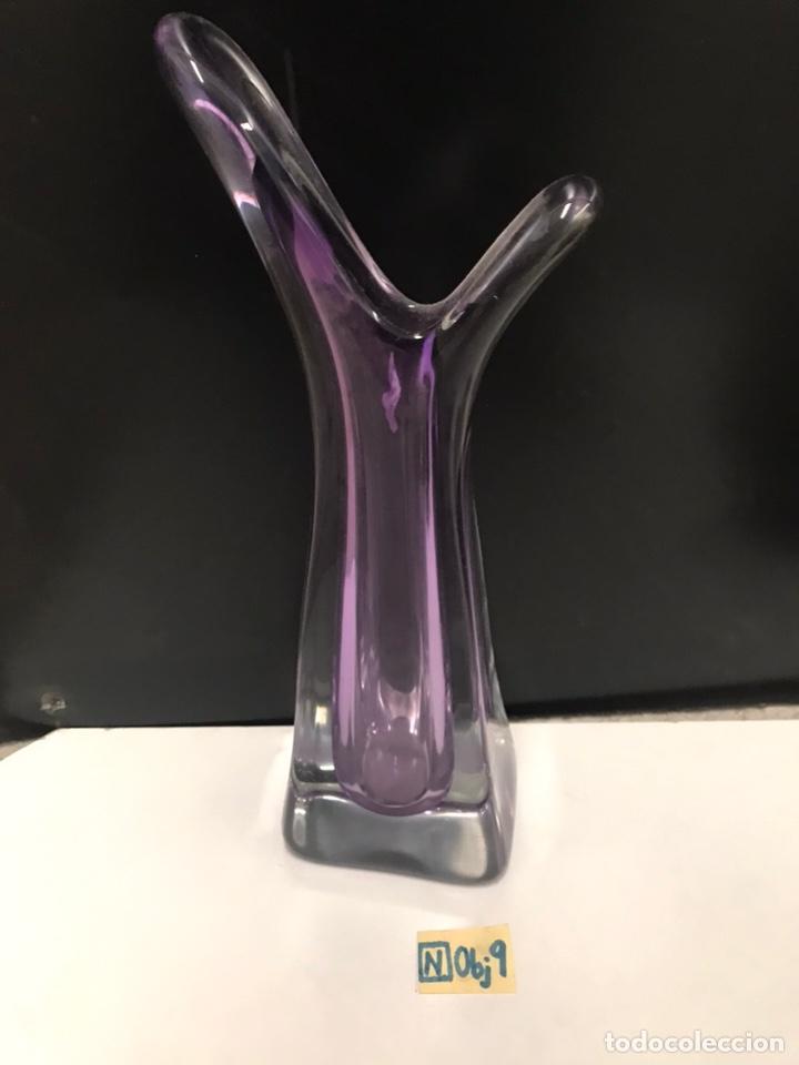 FIGURA CRISTAL DE MURANO (Antigüedades - Cristal y Vidrio - Murano)