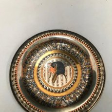 Antigüedades: PLATO EGIPCIO . Lote 188507095