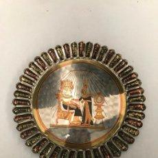 Antigüedades: PLATO EGIPCIO . Lote 188507108