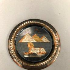 Antigüedades: PLATO EGIPCIO . Lote 188507118