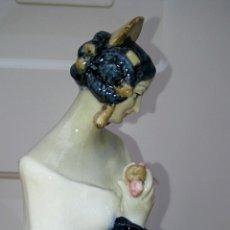 Antigüedades: ANTONIO PEYRO - IMPORTANTE ESCULTURA - VALENCIANA - FALLERA - OBRA MAYOR. Lote 188645215