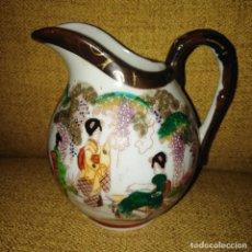 Antigüedades: ANTIGUA JARRA DE PORCELANA JAPONESA. Lote 188660175