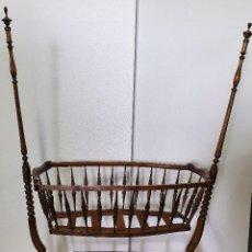 Antigüedades: ANTIGUA CUNA BALANCIN. Lote 188675378