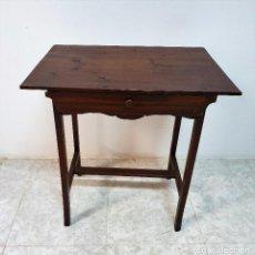 Antigüedades: MESA AUXILIAR. Lote 188679518
