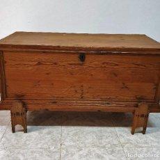 Antigüedades: ANTIGUA ARCA - ARCON. Lote 188679785