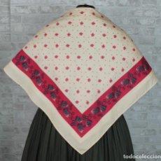 Antigüedades: PAÑUELO INDIANA. INDUMENTARIA TRADICIONAL.. Lote 188682793