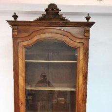 Antigüedades: VITRINA ALFONSINA. Lote 188684486