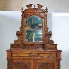 Antigüedades: ANTIGUA COMODA SALOMONICA. Lote 188687518