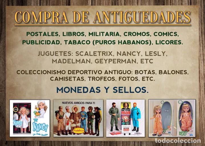 Antigüedades: (ANT-190956)CRUZ RELICARIO EN MADERA DE OLIVO - SIGLO XIX - Foto 24 - 176548735