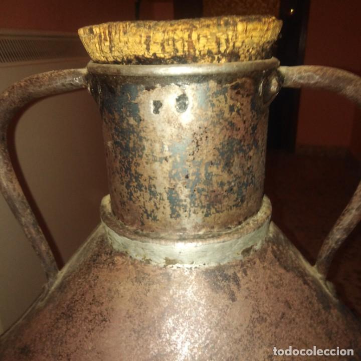 Antigüedades: Cántaros de aceite del siglo xix - Foto 5 - 188772910