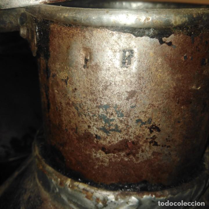 Antigüedades: Cántaros de aceite del siglo xix - Foto 6 - 188772910
