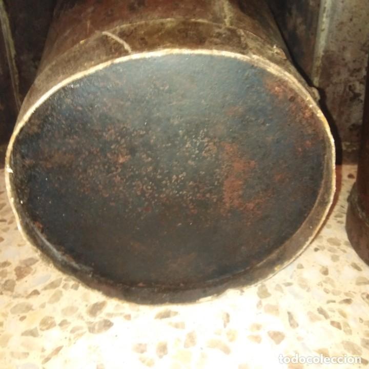 Antigüedades: Cántaros de aceite del siglo xix - Foto 8 - 188772910