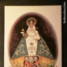 Antigüedades: AZULEJO VIRGEN DE COVADONGA (30X20 CM.). Lote 188788566