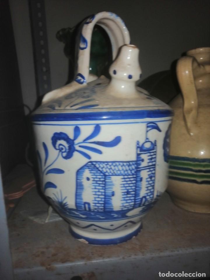 BOTIJO ANTIGUO (Antigüedades - Porcelanas y Cerámicas - Alcora)