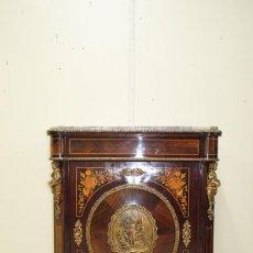 Antigüedades: ANTIGUO MUEBLE ENTREDÓS ESTILO IMPERIO. Lote 189076893