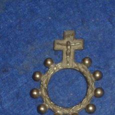 Antigüedades: ROSARIO DE DEDO.. Lote 189086500