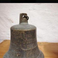 Antigüedades: REPLICA CAMPANA 1939 PS GRAF SPEE. Lote 189120073