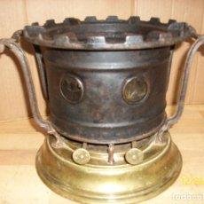 Antigüedades: ANTIGUO INFIERNILLO O FOGON-FRANCES-RARO. Lote 189124812