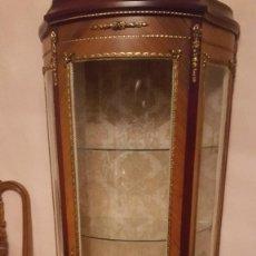 Antigüedades: VITRINA ISABELINA. Lote 189166858