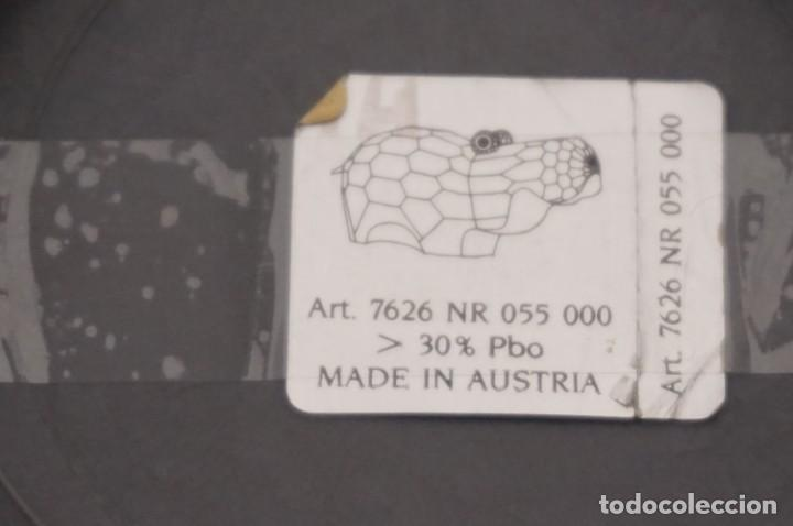 Antigüedades: figura Swaroski nueva, recuperada joyeria cerrada en año 2000. HIPOPOTAMO: 7626 - Foto 5 - 189252390