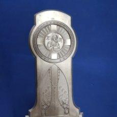 Antigüedades: BENDITERA ,METAL PLATEADO , AÑOS 1930-40. Lote 189259246