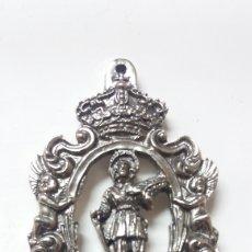 Antigüedades: MEDALLA SAN ISIDRO GUADALEMA DE LOS QUINTERO, UTRERA SEVILLA. Lote 189273606