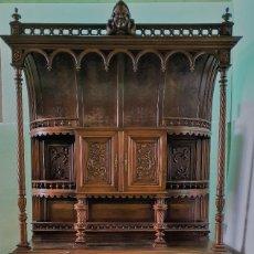 Antigüedades: ANTIGUO APARADOR TRINCHERO. Lote 189309252