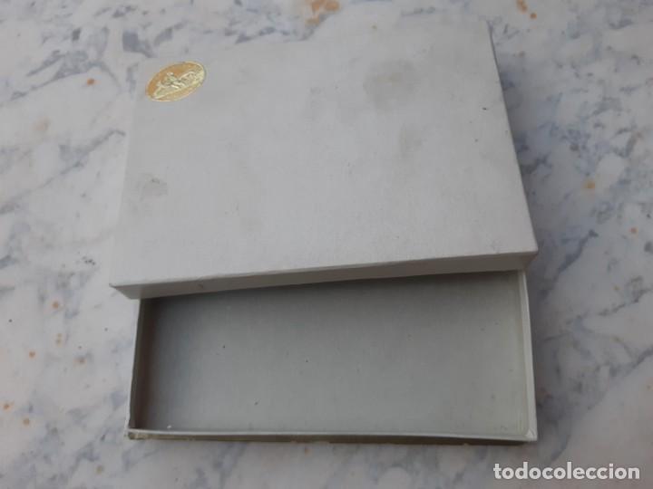 Antigüedades: 3 cajas antiguas Joyeria Beristain. Barcelona. - Foto 3 - 189314061