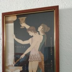 Antigüedades: CUADRO ESCENAS GRIEGAS. Lote 189374850
