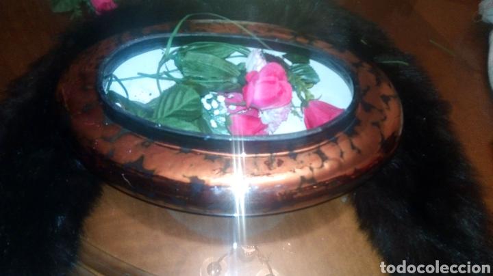 Antigüedades: Florero de color cobre - Foto 3 - 189384455