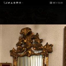 Antigüedades: ESPEJO ANTIGUO. Lote 189449126