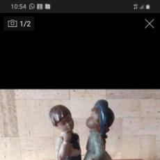Antigüedades: PAREJA NADAL. Lote 189466341