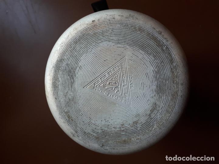Antigüedades: Cafetera italiana - Aluminio - SEB - Francia - Foto 8 - 189534962