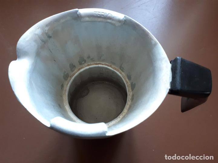 Antigüedades: Cafetera italiana - Aluminio - SEB - Francia - Foto 9 - 189534962