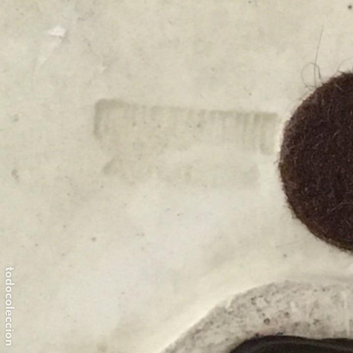Antigüedades: Figura de cerámica portuguesa Constantino de Águeda - Foto 8 - 189563566